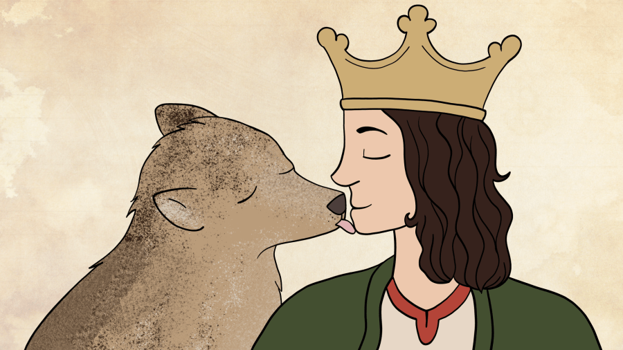 Bisclavret and the Good King