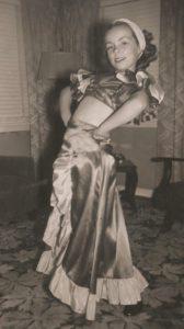 seamstress, dance costume 001