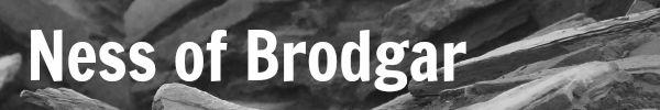 Ness of Brodgar - Nicki MacRae