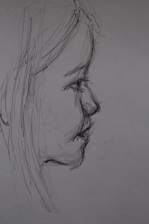 Head Study 2 - Nicki MacRae