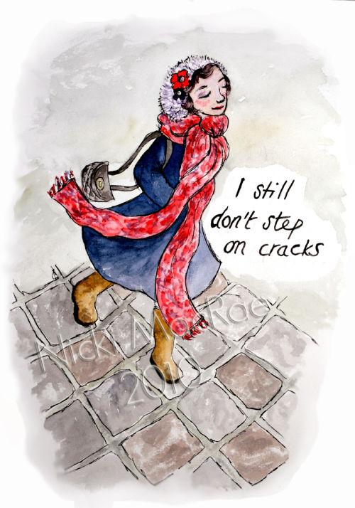 Nicki MacRae - Step on Cracks