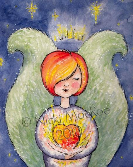 Nicki MacRae - Card Design 2010
