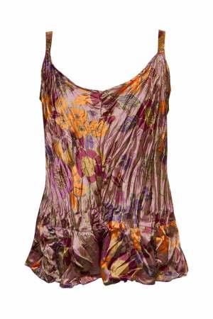 Demure Camisole Purple