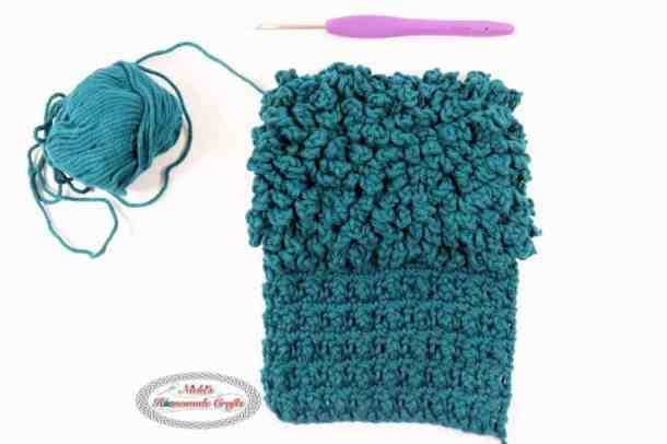 Facial Scrub and Cotton Pads - Free Crochet Pattern