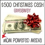 Free Blogger Opp – Christmas Cash Giveaway