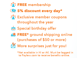 Payless Rewards… Join Now
