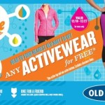 Old Navy Activewear – #Crowdtappers