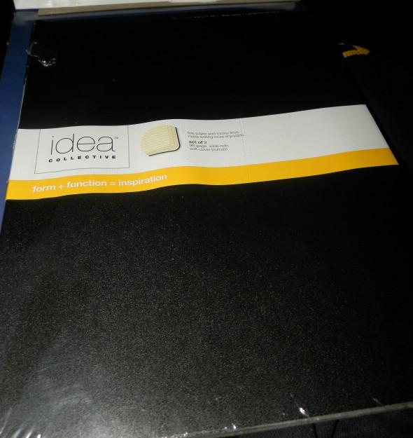 Tops Idea Content Notebooks