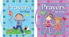 Prayers for Girls/Boys Book Review