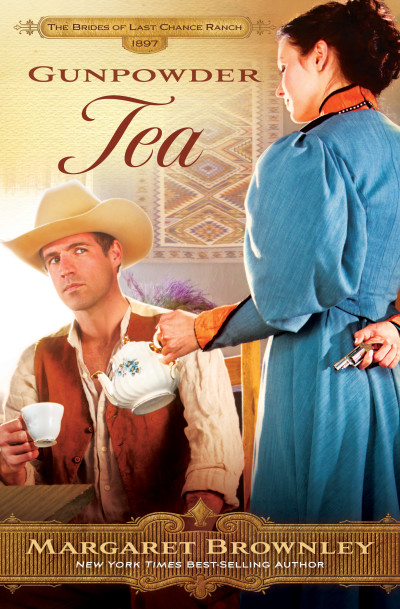 Gunpowder Tea Book Review