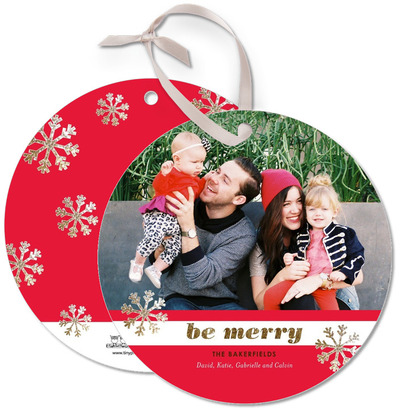 Ornament-Christmas-Card