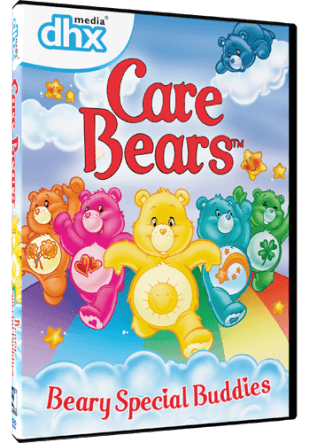 Care Bears: Beary Special Buddies DVD Review