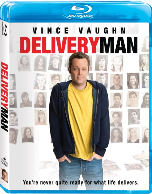 Delivery Man on Blu-Ray From March 25th