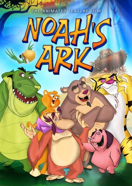 Shout Factory Kid's Noah's Ark Releases 3/11
