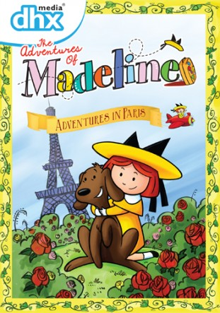 The Adventures of Madeline: Adventures in Paris