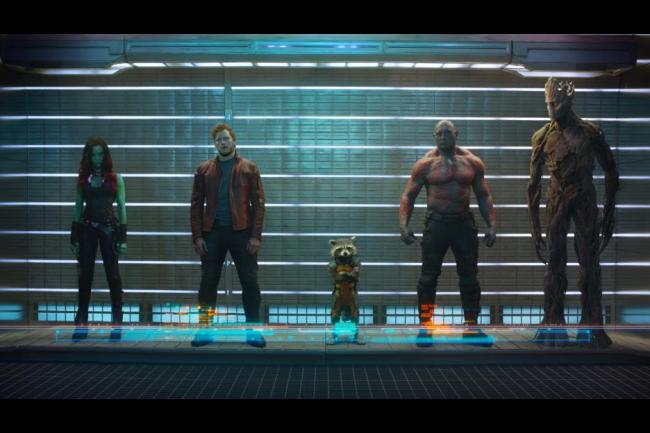 Marvel's Guardians of the Galaxy Trailer & Images