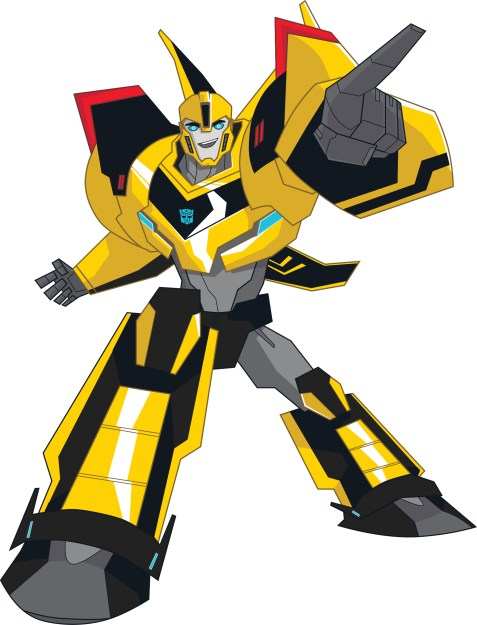 New Transformers Series Slated for Hub Network
