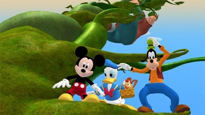 Mickey Mouse Clubhouse: Around the Clubhouse World Release Date
