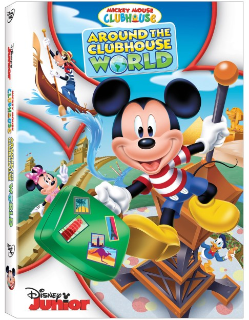 Clips from Mickey Mouse Clubhouse: Around the Clubhouse World