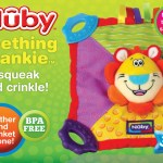 Nuby Teething Blankie Review