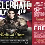 Independence Week Specials from Medieval Times