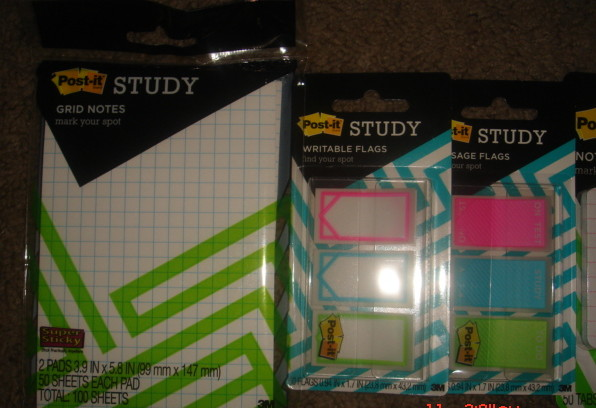 Get Ready for School with Post-it Brand