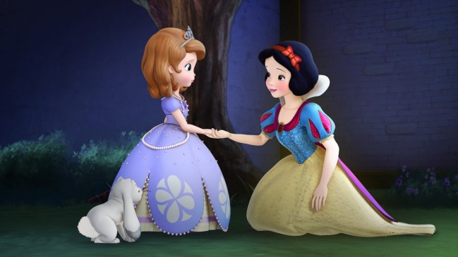 Sofia the First The Enchanted Feast Review