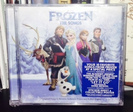 We're Singing Frozen Songs Again #EMNMNetwork #DisneyMusic