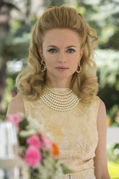 "Heather Graham (""Corrine Winslow"") stars in Lionsgate Home Entertainment's PETALS ON THE WIND."