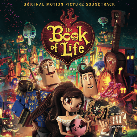 The Book of Life Soundtrack Available on iTunes Now