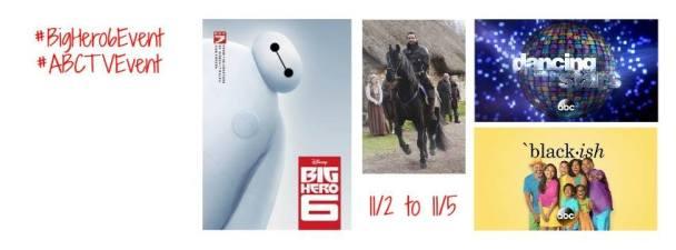 Pursuing a Blogging Dream, I'm Heading to LA Again #BigHero6Event #ABCTVEvent