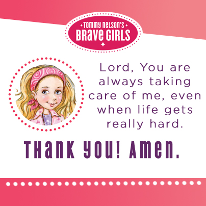 Tommy Nelson Empowering Girls with Brave Girls Brand
