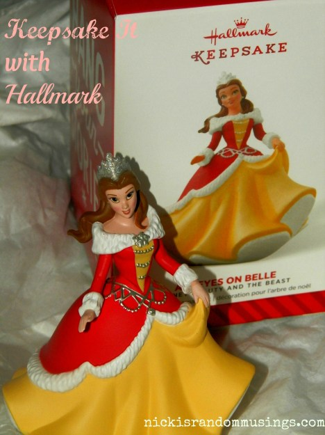 My Hallmark Keepsake Ornament Story