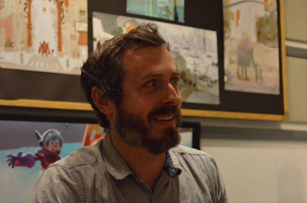 Patrick Osborne director of Feast.