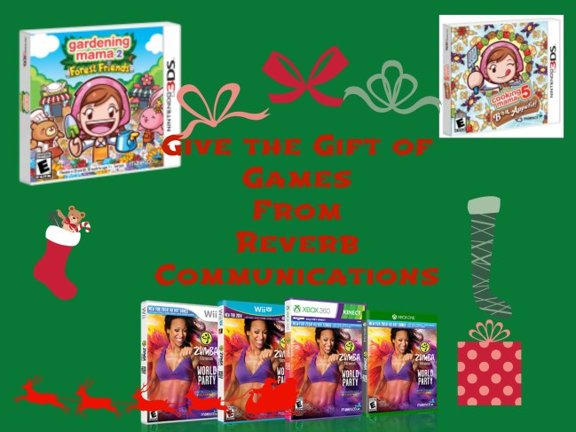 Give the Gift of Games from Majesco Games