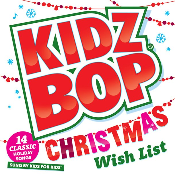 Kidz Bop Christmas Wish List CD Review