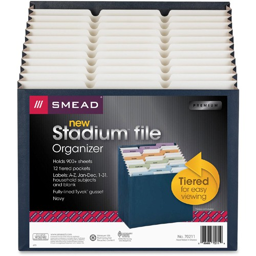 Organize Your Home with Smead