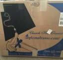Diploma Frame Package