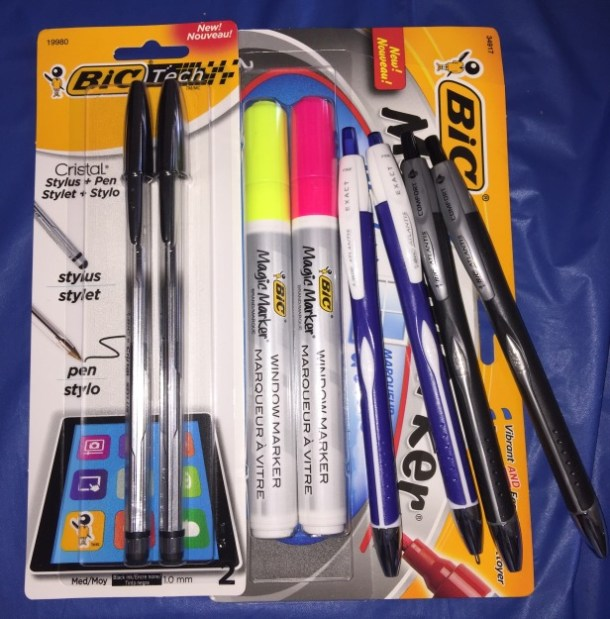 BIC Writing Instruments