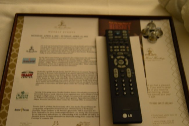 Kisses and Bed Tray