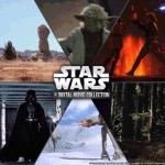 Star Wars Saga Arriving on Digital HD
