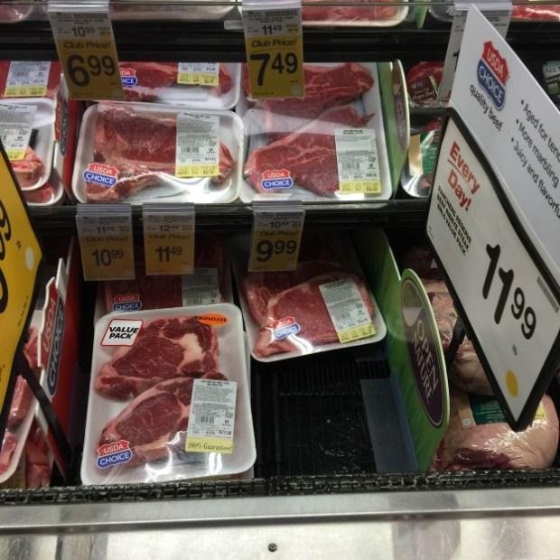 USDA Choice Beef