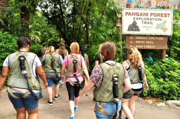 Wild Africa Trek 005
