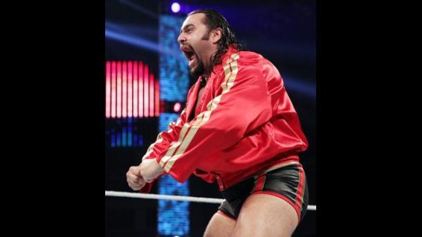 WWE Rusef Intro