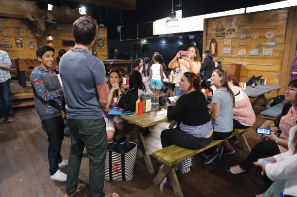 BUNK'D - Mommy Blogger event. - (Disney Channel/Tony Rivetti) KARAN BRAR