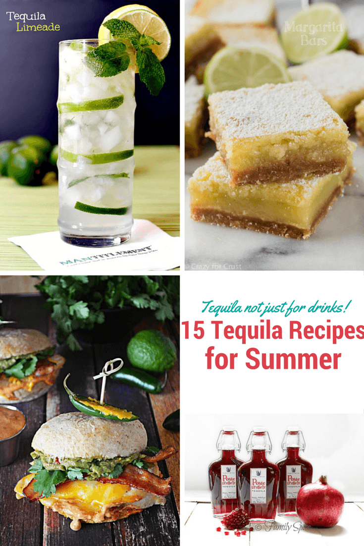 15 Tequila Recipes