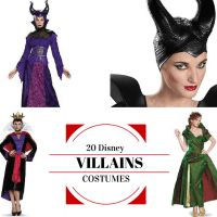 20 Disney Villain Costumes to Wear for #D23Expo
