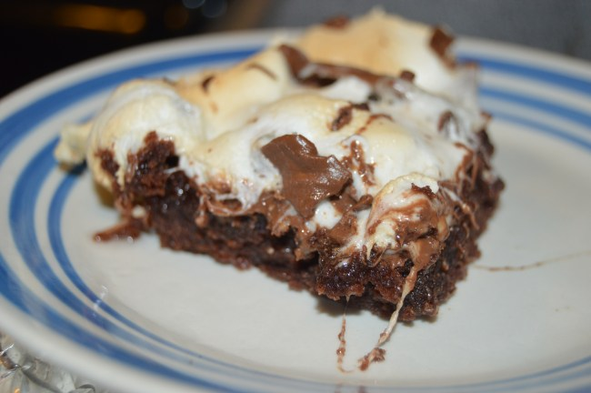 smores brownie (14)
