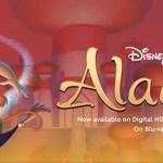 Exclusive Aladdin Bonus Content