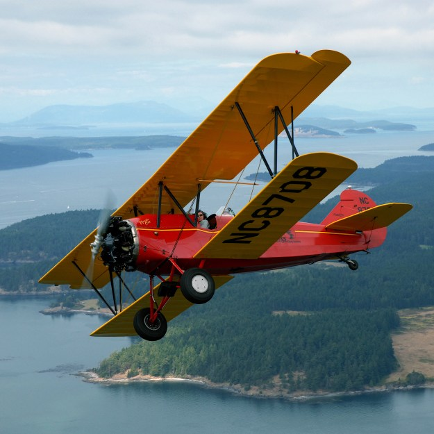 Biplane Ride Experience - Photo by Cloud 9 Living
